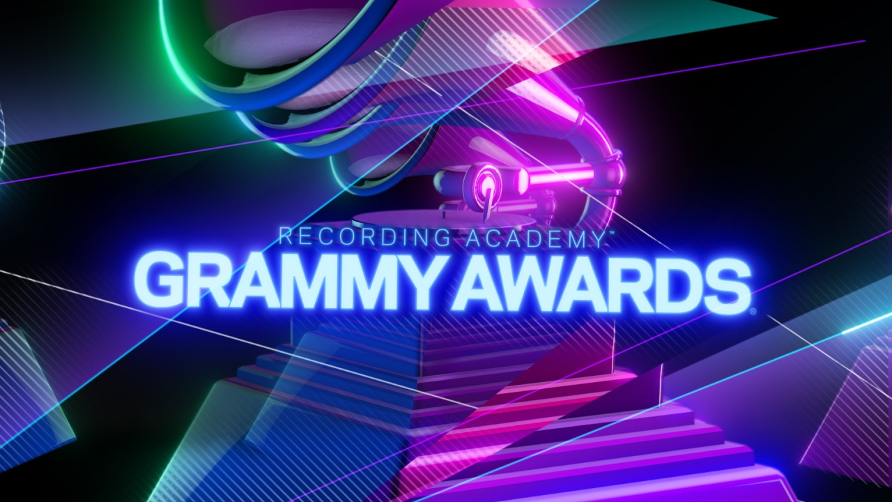 62nd Grammy Awards broadcast graphics, main titles, lower thirds, nomination packages, transitions
