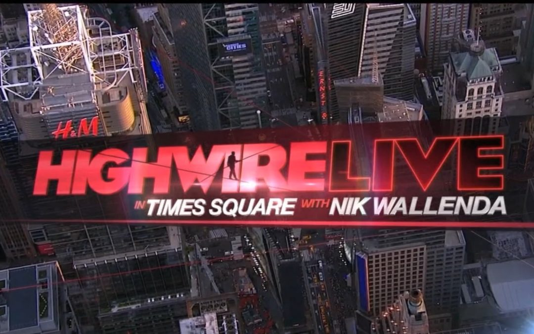 Highwire Live in Times Square