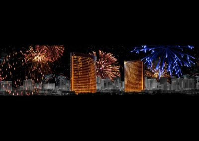 Wynn New Years Eve 2020 screens package