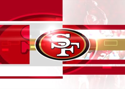 San Francisco 49ers – Levi's Stadium Graphics