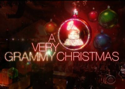 A Very Grammy Christmas