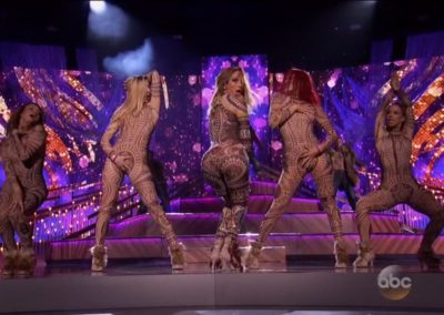 2015 American Music Awards – Jennifer Lopez – Show Open Medley