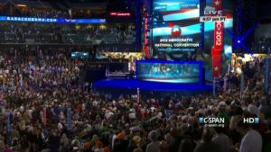 Democratic National Convention for 2008 & 2012