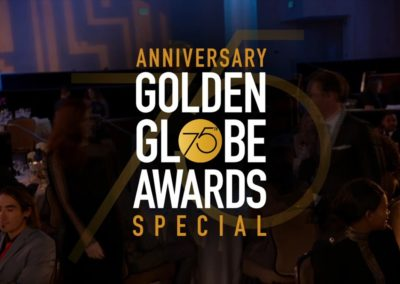 Golden Globe Awards Anniversary Special