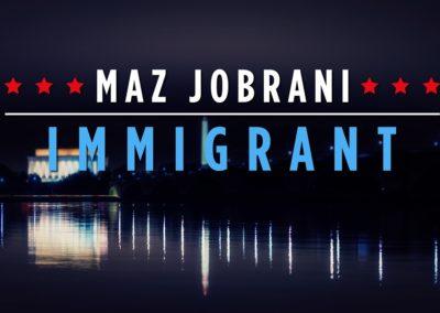 Maz Jobrani: Immigrant NETFLIX Special