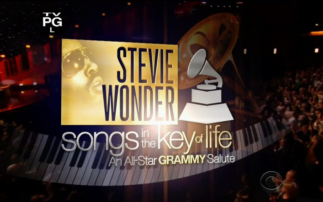 Stevie Wonder: Songs in the Key of Life – An All-Star GRAMMY Salute